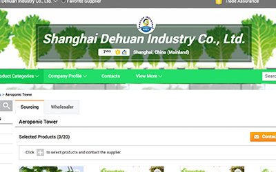Shanghai Dehuan Industry is a SCAM.