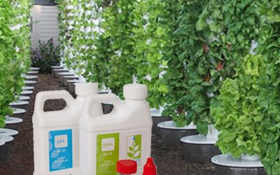 Organic nutrients for hydroponics and aeroponics