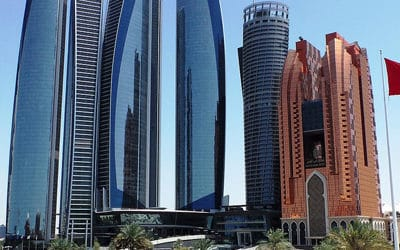 GFIA tradeshow in Abu Dhabi
