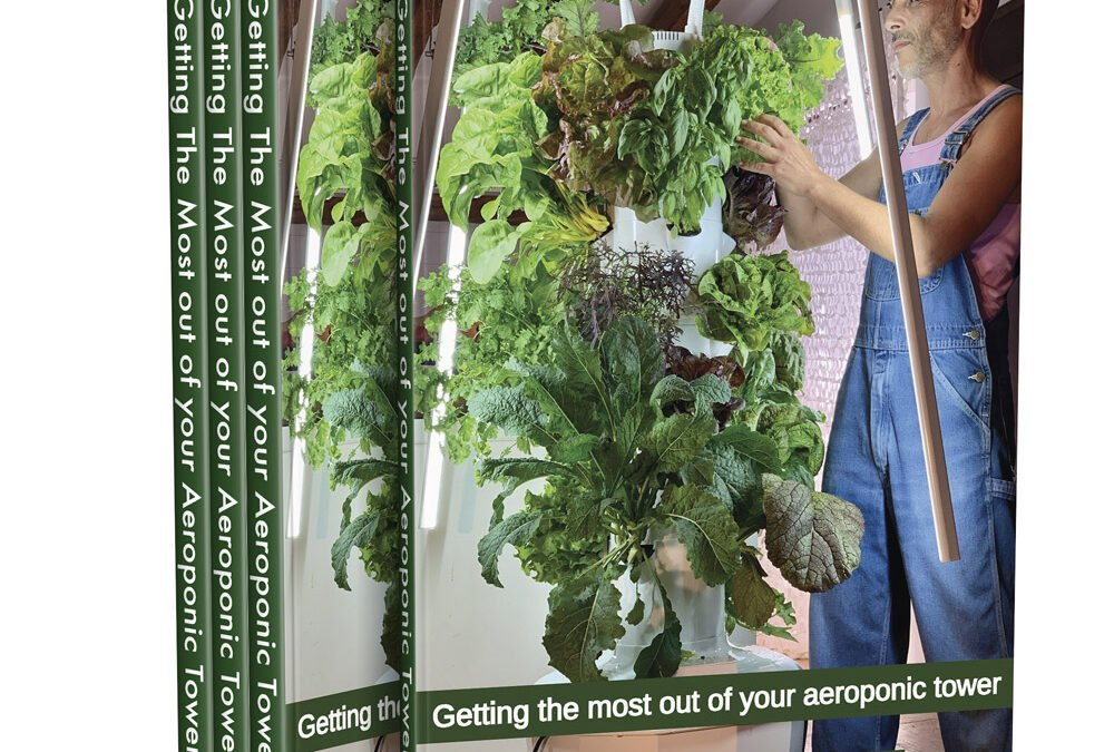 Tower Garden and Tower Farms e-Books